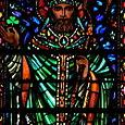St. Patrick, detail