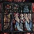 St. Mel, detail