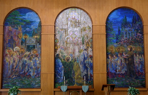 Tiffany Mosaic