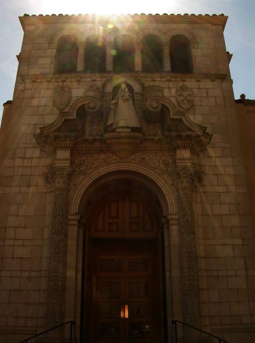 Carmelite chapel of Christo Rey