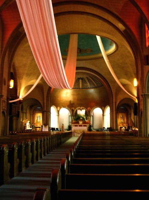 Basilica de Mission Dolores, interior