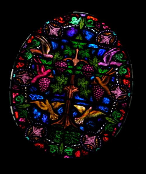 sanctuary dome windows