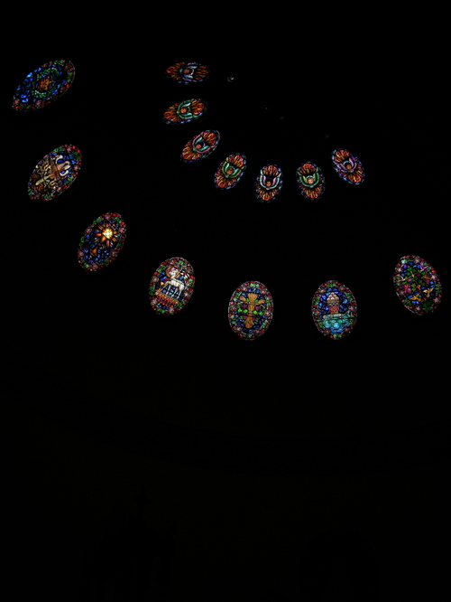 sanctuary dome windows